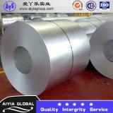 El acero primero del Galvalume de SGCC enrolla bobinas de acero cubiertas cinc