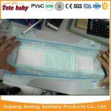 Constructeurs remplaçables faits sur commande de couche-culotte de bébé de qualité de prix usine Nice en Chine