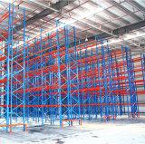 Cremalheira de aço para o armazenamento resistente