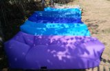 2017新しく熱く膨脹可能で不精な空気ソファーの方法旅行寝袋の/Airのたまり場袋(L215)