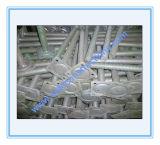 金庫の構築のための調節可能な足場ジャックベース