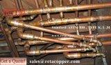 Weiches und hartes Temperament-Rohrleitung-Gefäß