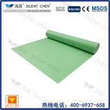 مصنع [ديركت سل] اللون الأخضر [إيإكسب] زبد طبقة سفليّة مانع للصوت ([إيإكسب20-ه])