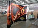 La Chine sautent vers le haut le stand d'exposition, PVC/Fabric sautent vers le haut le présentoir de drapeau