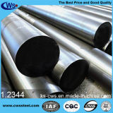 barre ronde en acier de moulage chaud du travail 1.2344/H13/SKD61