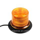 Luz de estroboscópio de luz de baliza de advertência LED de 10-110V para carro 4X4