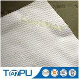 St-Tp32 a tricoté le traitement direct de Coolmax de tissu de matelas de tissu d'usine de tissu