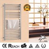 Guida di tovagliolo Heated elettrica dello scaldino della stanza da bagno intelligente degli ss 9001