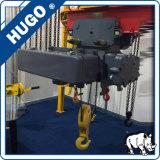 380V 3 단계 무선 통제를 가진 전기 철사 밧줄 호이스트