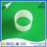 Embalagem plástica nova do anel de Raschig