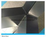 Traitement en profondeur du profilé en aluminium