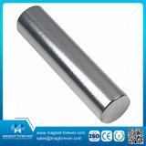 De Cilinder van de Magneet van NdFeB van het neodymium