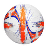 Barata de piel personalizado impreso PVC del balón de fútbol