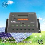 20A 12V/24V/36V/48V PWM Solarladung-Controller für SolarStromnetz