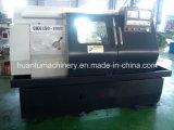 Горизонтальный тип машина Lathe CNC для нержавеющей стали
