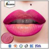 Pigmenti multicolori della perla del rossetto, fornitore cosmetico della polvere di mica del grado