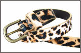 Belt der beiläufigen Leopard-Form-Dame