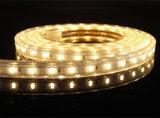 60LEDs/M 220V/230V 5630 Super Heldere Stroken voor BinnenVerlichting