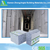 Lichtgewicht Samengeperst EPS van de Vezel Cement Concreet Blok