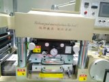 Rodillo de superficie plana máquina de la prensa troqueladora