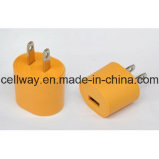 Популярный цветастый заряжатель USB заряжателя стены