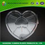 Doos van de Opslag van het Voedsel van de manier de Plastic met Verdelers
