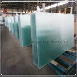 vidro de flutuador desobstruído padrão de 4mm para projetos comerciais da estufa