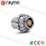 Fischers serie 103 impermeable conector circular conector 6pin conector eléctrico