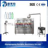Tipo rotatorio automático precio puro de la máquina de embotellado del agua de 3in1
