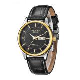 orologio di Movt del quarzo del Giappone dell'acciaio inossidabile 316L per gli uomini