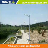 25W batterie d'énergie solaire All in One LED Street Lighting