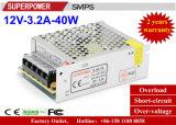 Schaltungs-Stromversorgung des LED-Fahrer-12V 3.2A 36W für für Drucker 3D