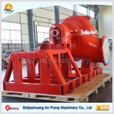 Centrifuge Axially Split Case Diesel Engine Fire Fighting Pump