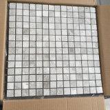 Polished Artic плитка мозаики мрамора серебряного серого цвета для пола/стены