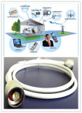 50ohms de Coaxiale Kabel van uitstekende kwaliteit Rg213 met Schakelaars