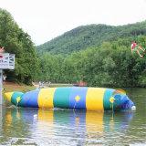 Jogo inflável da água da venda quente/gota inflável da água do salto