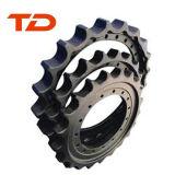 A máquina escavadora de Daewoo da roda dentada parte o transporte giratório da roda dentada Ex200-3/5 Hitachi das peças da estrutura