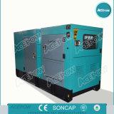 Ricardo Generator Diesel Power 130kw/163kVA met ATS