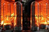 Haustier-Saft-Flaschen-halbautomatische Ausdehnungs-Blasformen-Maschinerie