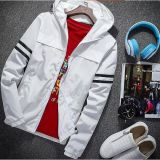 OEM防水防風ポリエステルスポーツの人のジャケット