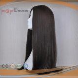 Verkaufender natürlicher Farben-Perücke-Spitzentyp 100% super lange Frauen-Perücken