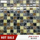 azulejo de mosaico romano asiático de los azulejos de mosaico de 23X23m m