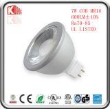 riflettore delle lampadine 12V della stella LED di energia di 7W 600lm Dimmable ETL
