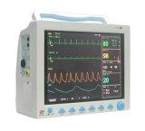 Monitor paciente Pdj-3000b del parámetro multi de la aprobación de Ce/ISO