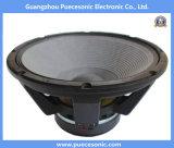 18 sistema acustico professionale Subwoofer di pollice 1200W