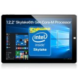 Großverkauf 12.2 Zoll-Touch Screen Windows 10 2 in 1 Laptop RAM Tablette-Notizbuch SSD-8g + 128GB