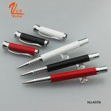 Kundenspezifische Luxuxbüro-Briefpapier-Feder-metallische Rollen-Feder