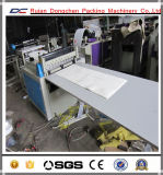 Roulis modéré de papier d'aluminium d'animal familier du PE OPP de papier listing à la machine de découpage de feuilles (DC-HQ)