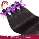 Armure 100% soyeuse de cheveu droit de cheveu brésilien de Remy de Vierge