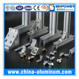 2016 Aluminium 6061 van het Profiel van de Uitdrijving van de Fabriek Prijs Geanodiseerd Industrieel